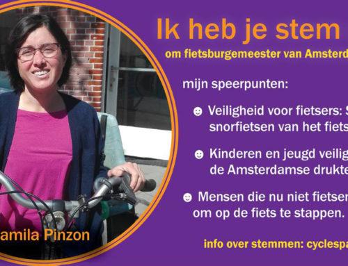 Stem voor de fietsburgemeester