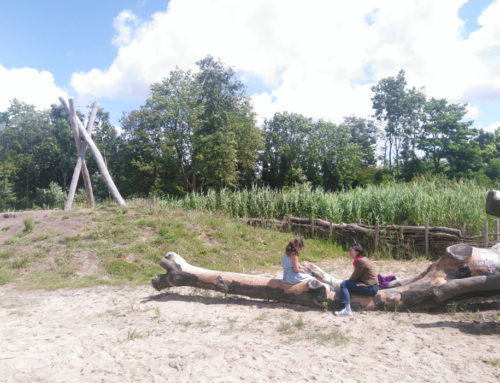 Opening park 't Nieuwelant in Vlaardingen