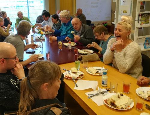 Workshop over donut en circulair economie op buurt niveau