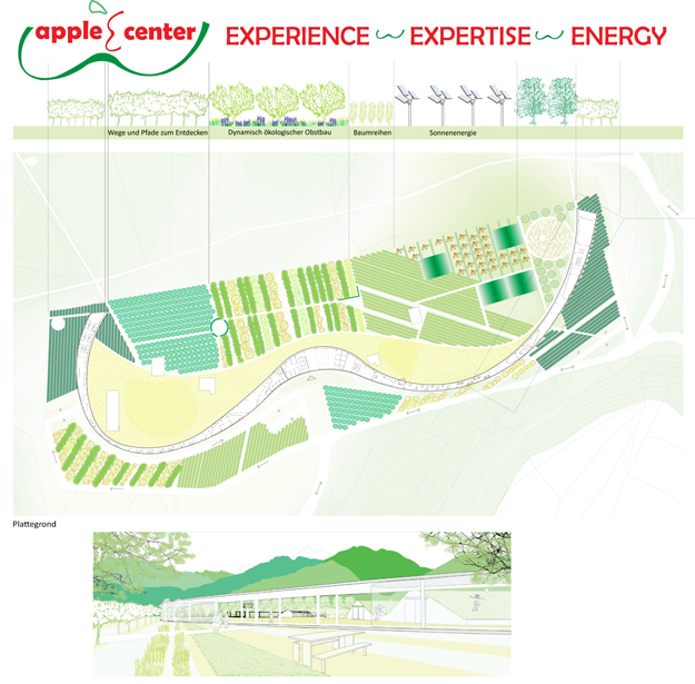apple-e-center in italie, experience, energy en economy