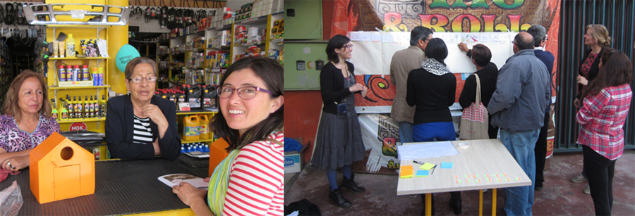 participatory project in quito