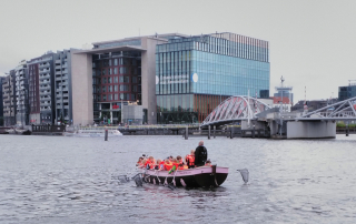 Plastic Whale Amsterdam